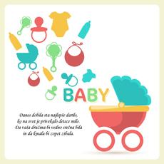 Voščilo ob rojstvu - Najlepše darilo