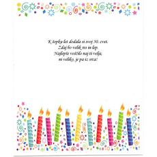 Voščilo za rojstni dan – 30 let