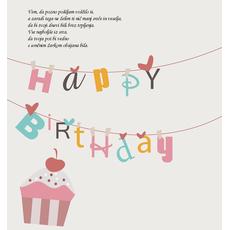 Voščilo za rojstni dan – Pozno voščilo