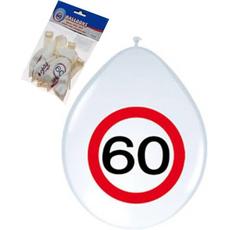 """Baloni Iz Lateksa 12"""" Prometni Znak 60 Let"""