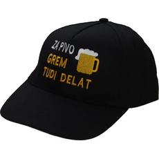 Kapa Za Pivo Grem Tudi Delat
