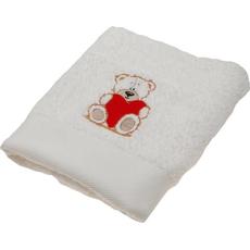 Brisača Za Valentinovo Medvedek S Srčkom