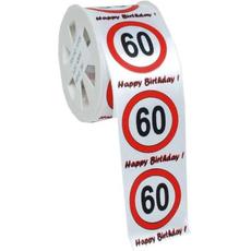 Darilni Trak 60 Let Happy Birthday