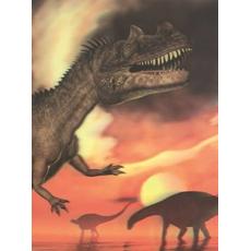 Darilo Slika 3D Dinozavri