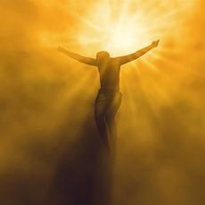 Darilo Slika Jezus Platno Osvetlitev Z Led Diodami