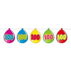 Girlanda Baloni 100