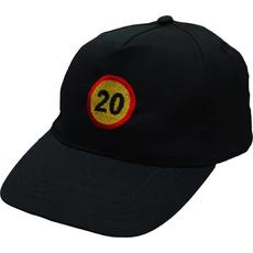 Kapa Prometni Znak 20 Let