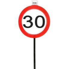 Darila Prometni Znaki 30 Na Palici