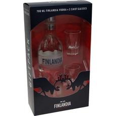 Darilo Vodka Finlandia Kozarca
