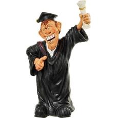 Figura iz polymase, študent, 16 cm