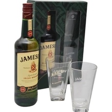 Whisky Jameson 0.7l v embalaži + 2 kozarca
