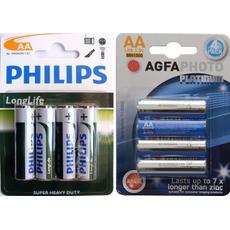 Baterije Alkalne Mignon AA
