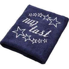 Brisača Naj tast, temno modra 100x5Ocm 100% bombaž