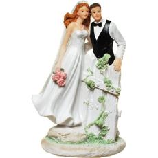 Poročni Par Na Jasi