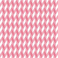 Papirnate serviete, belo-rdeče, cik-cak, 33x33cm, 20kos.