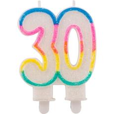 Sveča Torta Številka 30