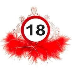 Tiara, prometni znak 18