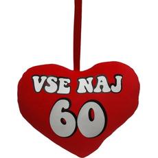 Darila Srček Vse Naj 60