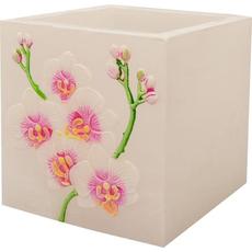 Lanterna Orchid Bouquet Kvadrat
