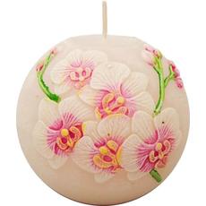 Sveča Orchid Bouquet Krogla