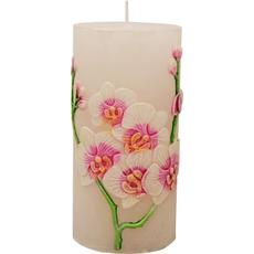 Sveča Orchid Bouquet Steber