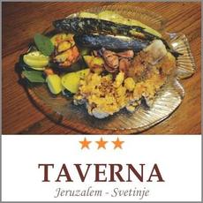 Darilni Bon Ribe Plošča Taverna Jeruzalem