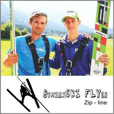 Darilni boni Smučarski Skok Zip Line Otroci Bohinjski Flyer