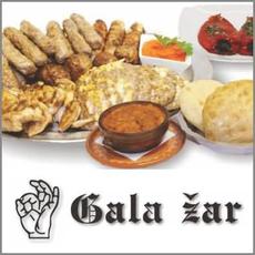 Darilni Bon Srbska Kuhinja Gala Žar Maribor