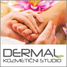 Darilni Boni Pedikura Kozmetični Studio Dermal Trzin