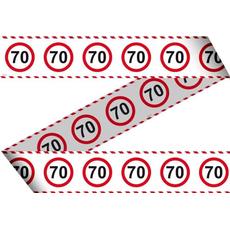 Trak iz pvc za označevanje - prometni znak 70, 15m