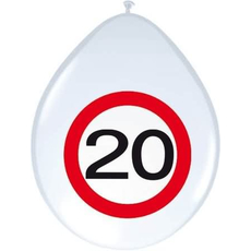 Baloni Lateks Prometni Znak 20
