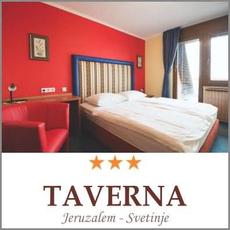 Darilni Bon Aktivni Oddih Taverna Jeruzalem