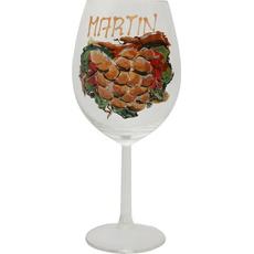 Kozarec Vino Poslikava Grozd Martin