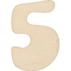 Lesena številka 5, 3.5 cm