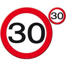 Set Prometni Znak 30