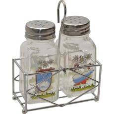 Slovenija, Steklenički za sol in poper, stekleni