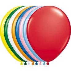 Baloni barvni iz lateksa, 10kom, 30cm