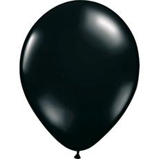 Baloni črni iz lateksa, 10kom, 30cm