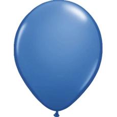 Baloni temno modri iz lateksa, 10kom, 30cm