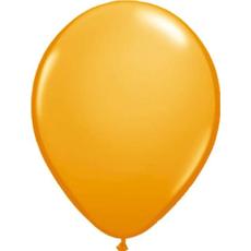 Baloni oranžni iz lateksa, 10kom, 30cm