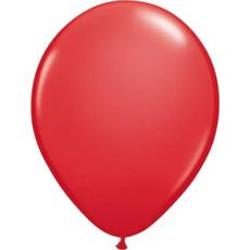 Baloni temno rdeči iz lateksa, 10kom, 30cm
