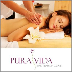 Klasična masaža celega telesa, PURA Vida, Nova Gorica (Vrednostni bon, izvajalec storitev Mateja Breben s.p.)