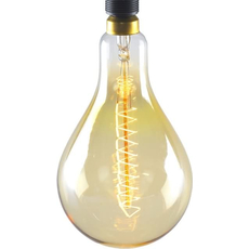 Retro žarnica z žarilno nitko JUMBO, 60w, 16x32cm