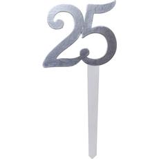 Srebrna Številka 25 Les