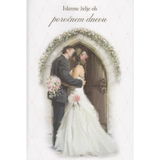 Voščilo Čestitka Poroka Iskrene Zelje Poročni Dan