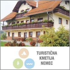 {[sl]:Ena nočitev v dvoje na Turistični kmetiji Nemec, Laško (Vrednostni bon, izvajalec storitev: JERICA NE