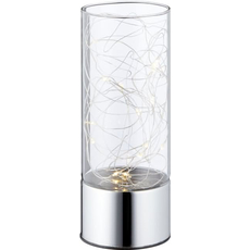 Dekoracija Steklo LED Lučke Silverwire