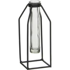Vaza Steklo Epruvetka Kovina Ohišje