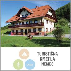{[sl]:Dve nočitvi v dvoje na Turistični kmetiji Nemec, Laško (Vrednostni bon, izvajalec storitev: JERICA NE
