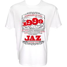Majica-Najboljše iz leta 1999 L-bela